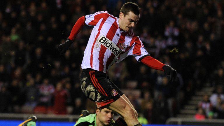 Adam Johnson: Gunning for his former club