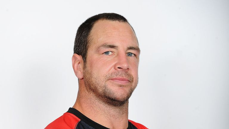 Adrian Morley: About to realise a long-held 'dream' of playing for home-town club Salford in Super League
