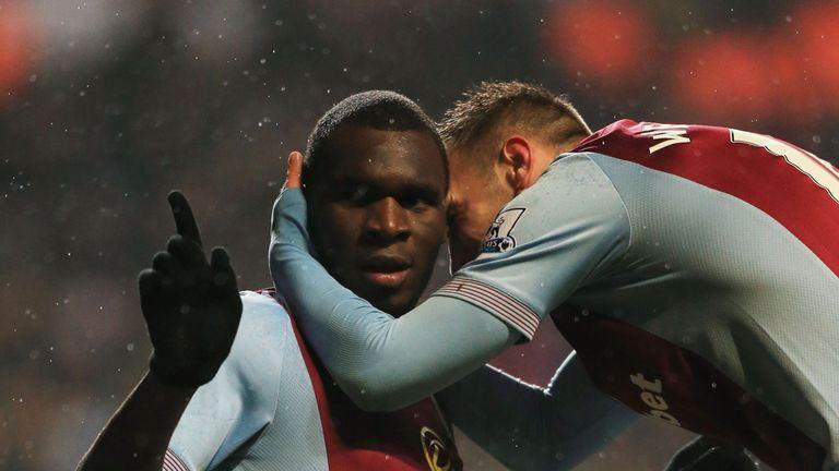 Christian Benteke: Grabbed the winner for Villa