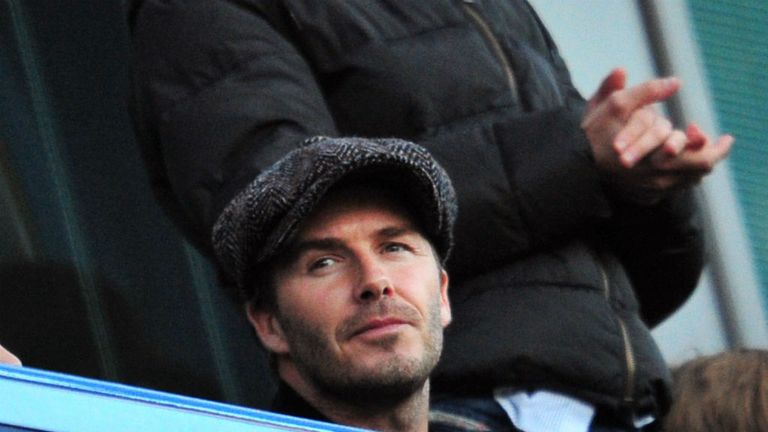 David Beckham: Could he be lured out of retirement?