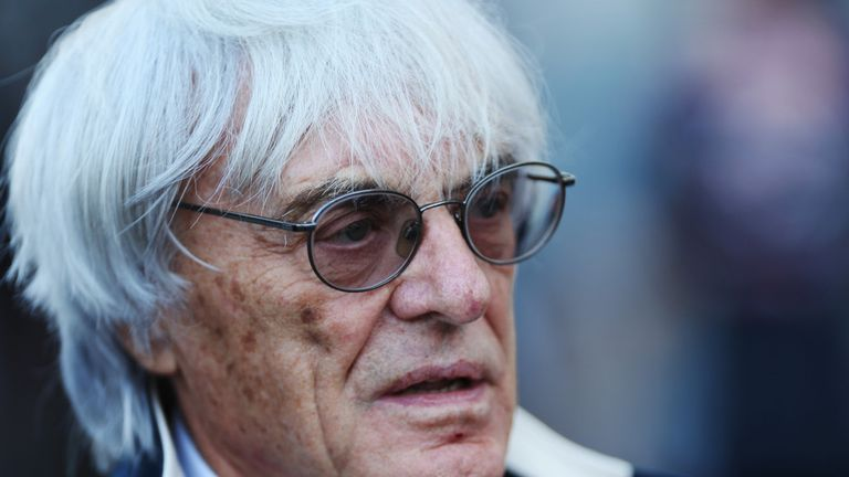 Bernie Ecclestone: Won High Court case