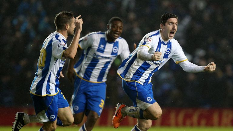 Brighton: Going for the Championship play-offs