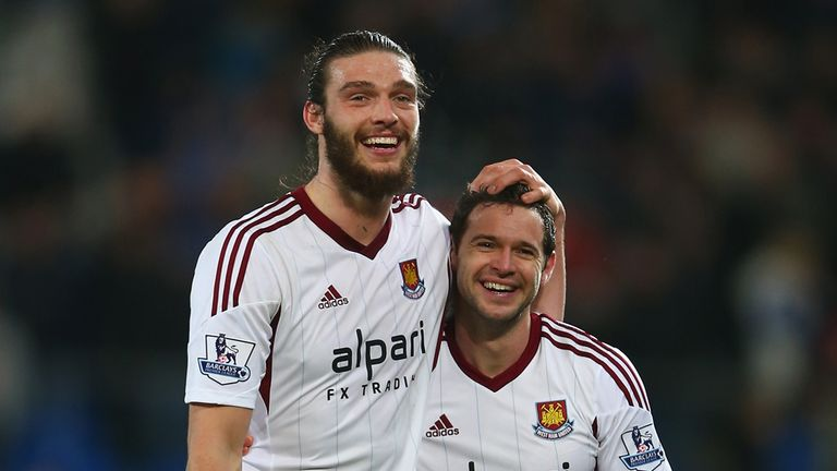 Andy Carroll: Raring to go after missing much of the season