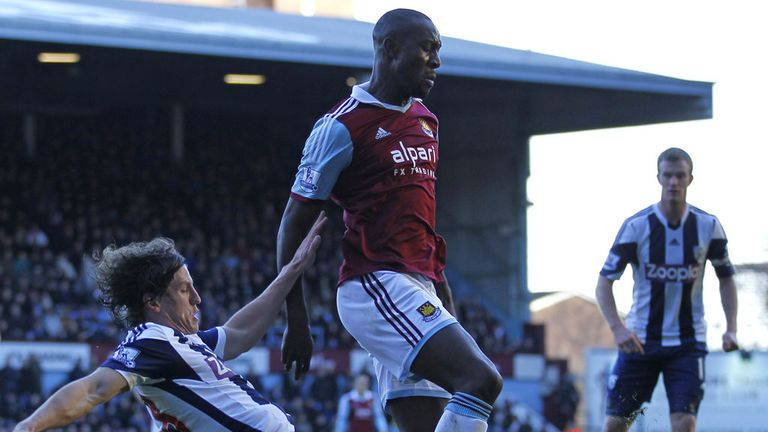 Harry Redknapp says QPR are not in talks with West Ham about signing Carlton Cole