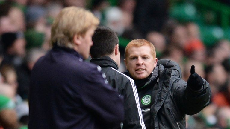 Neil Lennon: Hailed Celtic display against Motherwell
