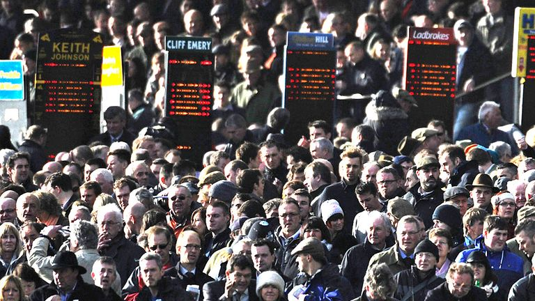 Cheltenham: Strong ticket sales reported