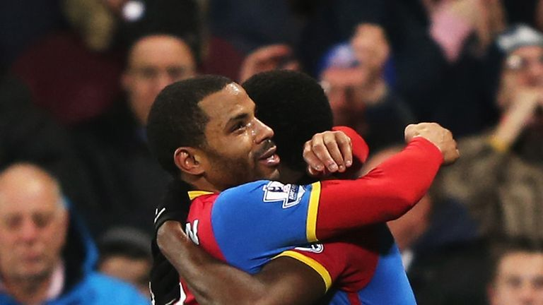Jason Puncheon: Crystal Palace match-winner has praised Tony Pulis