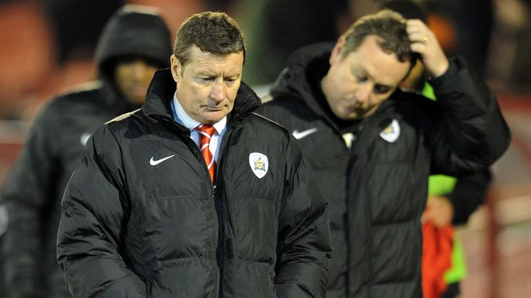 Danny Wilson: Barnsley boss furious at late cancellation