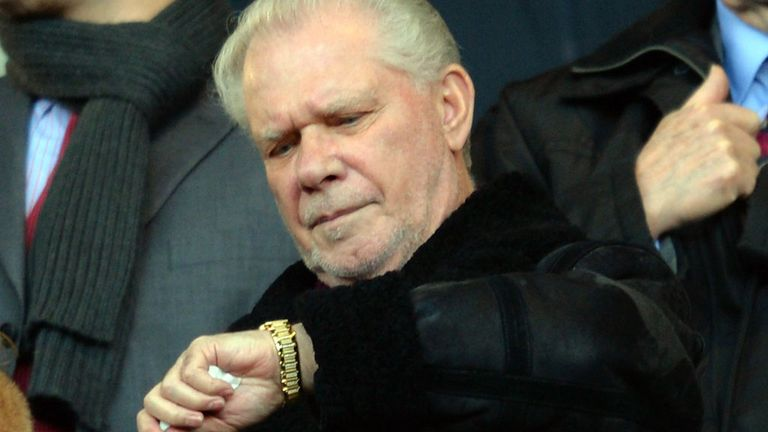 David Gold: Wants players to focus on their survival battle