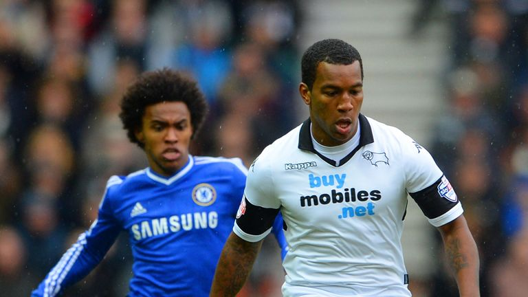 Andre Wisdom sold by Liverpool to Derby County
