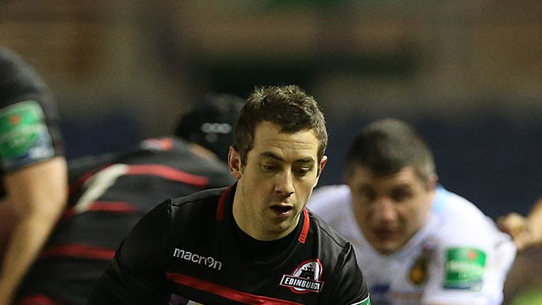 Greig Laidlaw: Bidding goodbye to Edinburgh fans