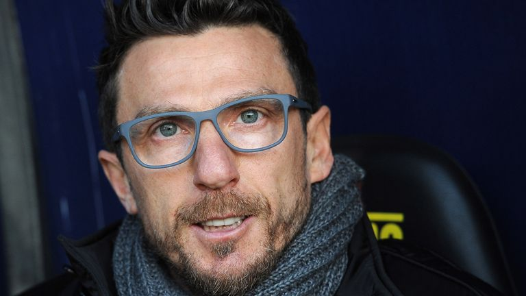 Eusebio Di Francesco: Leaves Sassuolo
