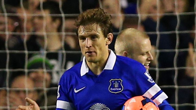 Nikica Jelavic: Everton striker to hold talks with Hull City after fee agreed