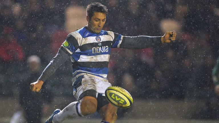Gavin Henson: Earned praise from Bath boss Mike Ford