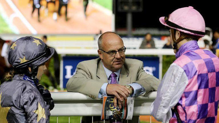 Richard Fahey: Has his eyes on the prize in Dubai