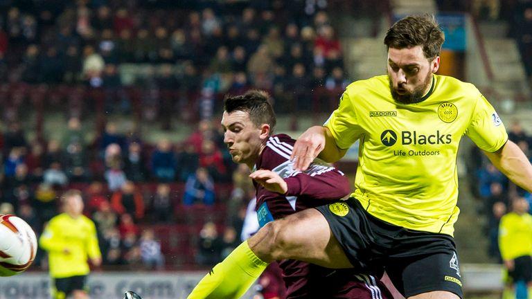 Darren McGregor (r): New Rangers defender