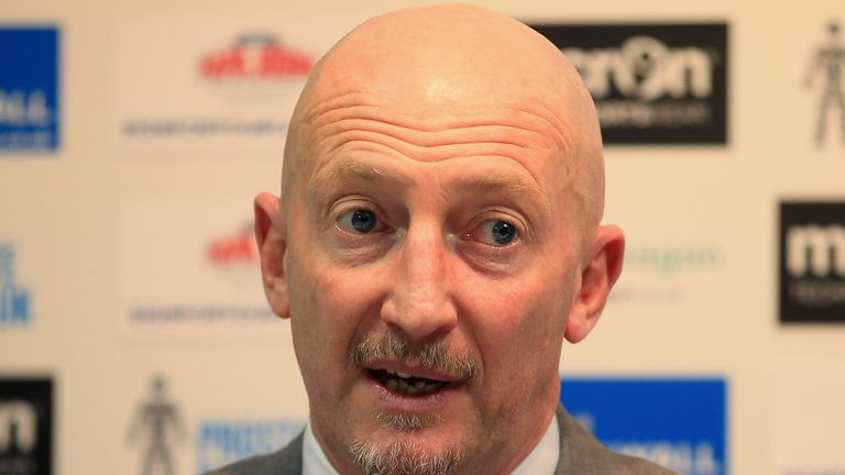 Ian Holloway: Showed his support for Brian McDermott