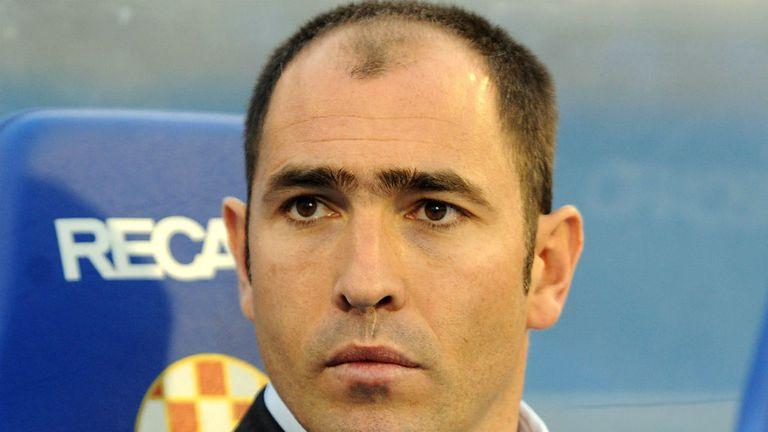 Igor Tudor: The Hajduk Split boss is unlikely to allow Tonci Mujan to leave