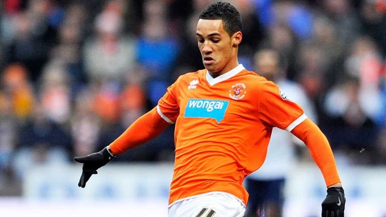 Thomas Ince: Blackpool man wanted by a number of Premier League clubs