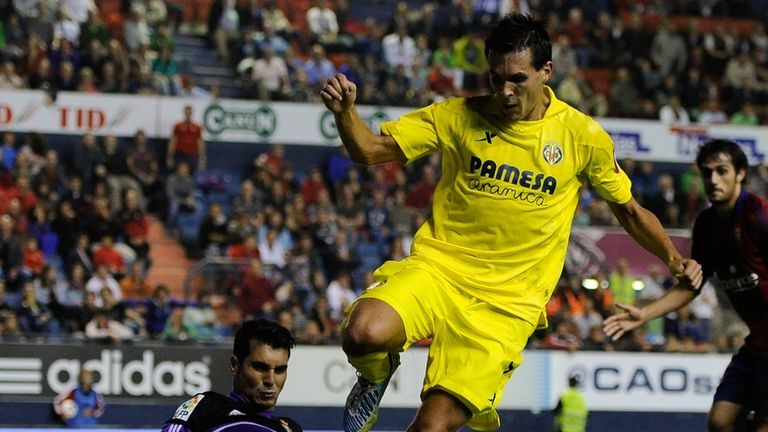Jeremy Perbet: Scored Villarreal's winner