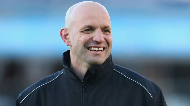 Jim Mallinder: Delighted to have done the double over Harlequins