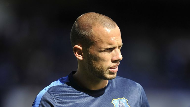 John Heitinga: Struggling for game-time at Everton