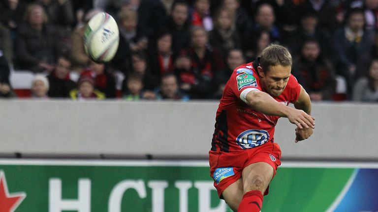 Wilkinson could punish Leinster with the boot