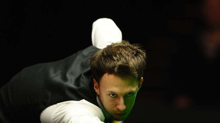 Judd Trump: Jamie Burnett next up for left-hander at Welsh Open