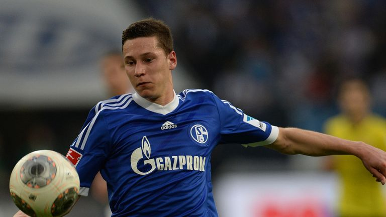Julian Draxler: On his way to London?