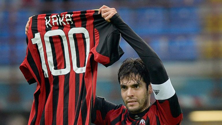 Kaka: Considering his future at the club