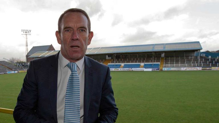 Kenny Shiels: Leaves Morton after just six months in charge