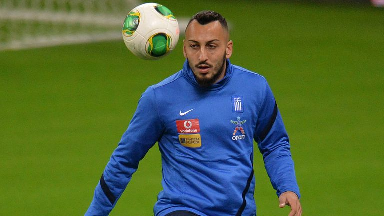 Kostas Mitroglou: Wanted by West Ham and Fulham