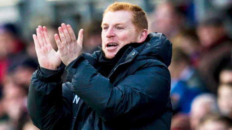 Neil Lennon: Celtic Park ideal for Scotland-Republic showdown