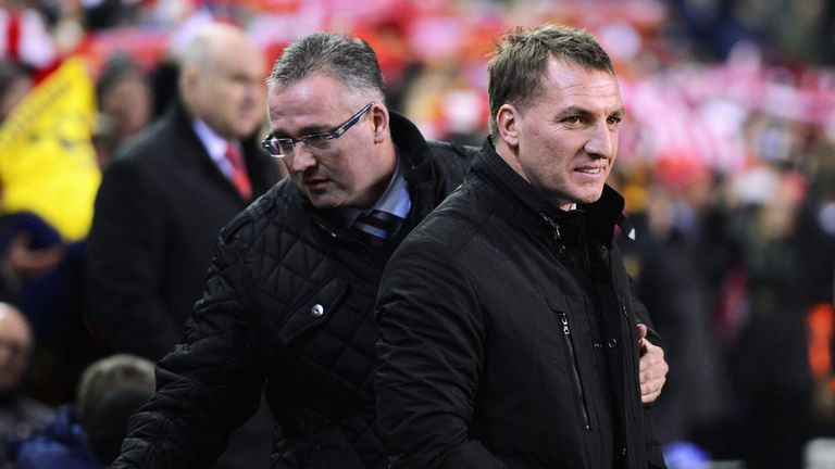 Brendan Rodgers: Conceded his side were not at their best