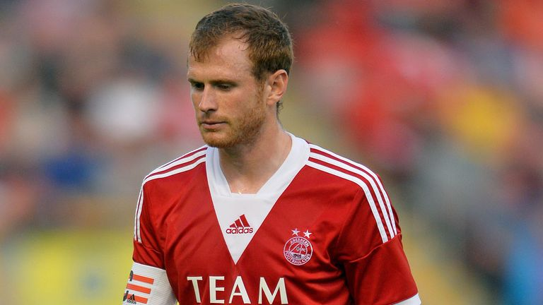 Mark Reynolds: Voted Aberdeen's player of the season