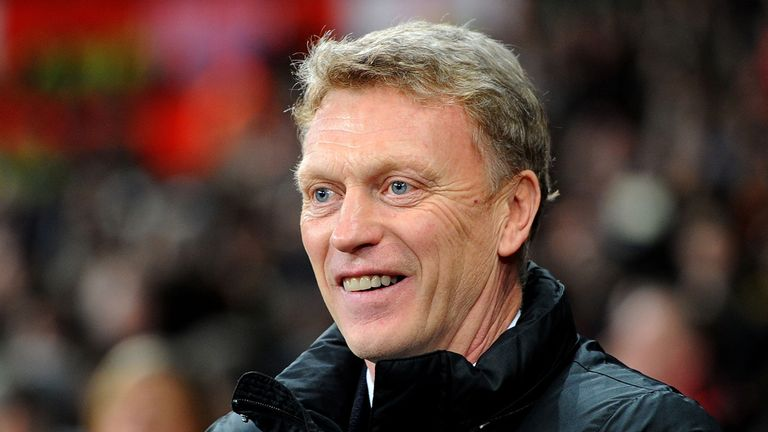 David Moyes: Saw his side win