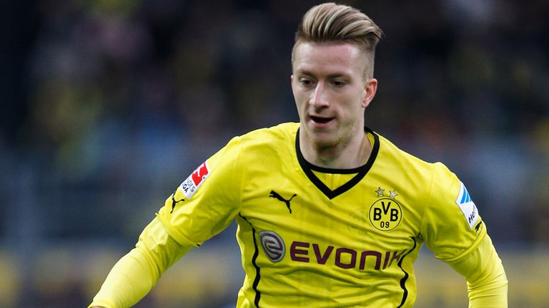 Marco Reus: Set to face Zenit on Wednesday