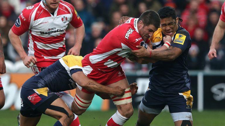 Matt Cox: Gloucester forward to join Worcester