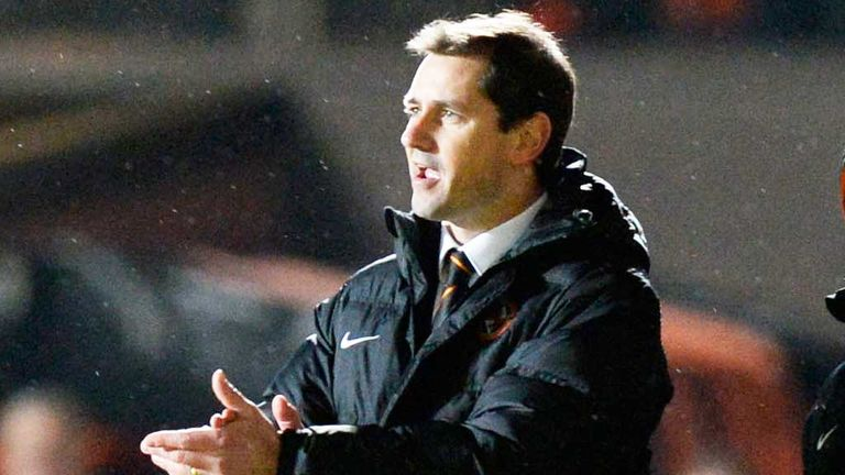 Jackie McNamara: Dundee United boss is not worried about speculation