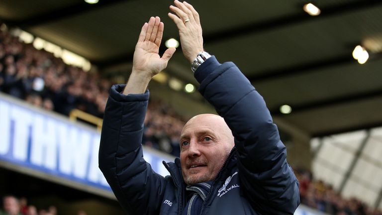 Ian Holloway: 'Moral victory' for his players