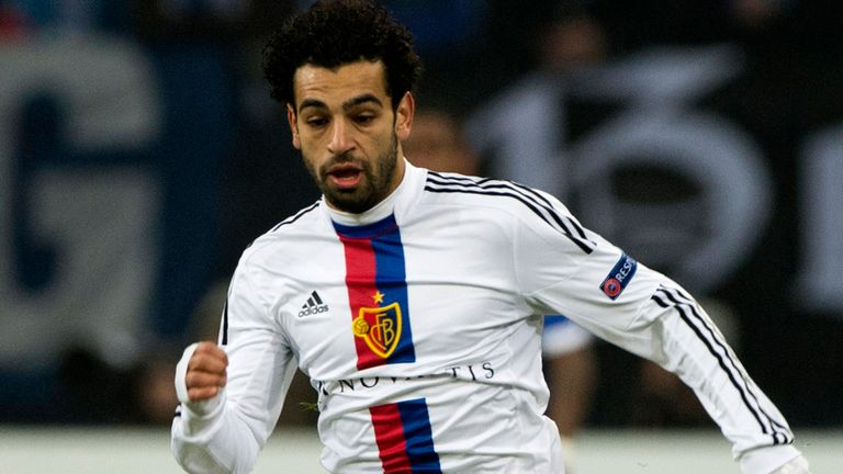 Mohamed Salah: Basel winger set for Chelsea move