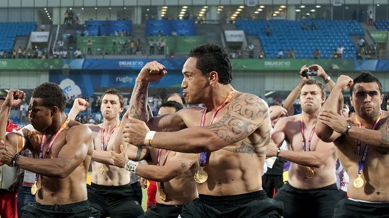 New Zealand: Won gold at the 2010 Commonwealth Games in New Delhi