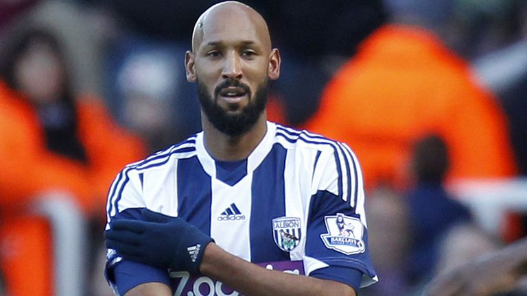 Nicolas Anelka: Charged by FA for his 'quenelle' gesture