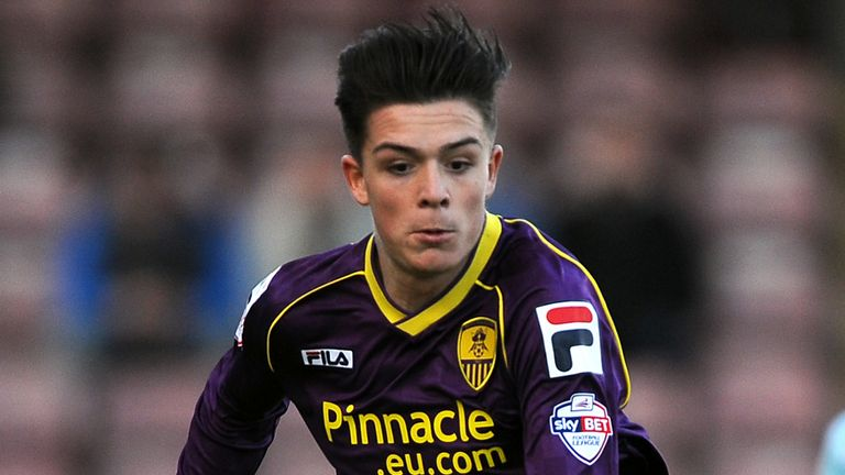 Jack Grealish: Returning to his parent club