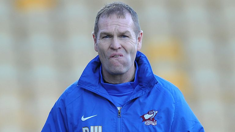 Russ Wilcox: Credit to the visitors