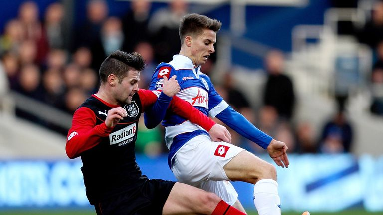 Tom Carroll: Taking in a productive loan spell at Queens Park Rangers