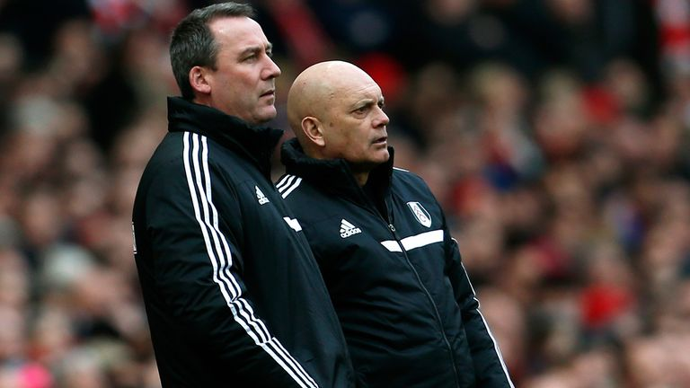 Rene Meulensteen: Admits he will rotate his squad for FA Cup tie with Sheffield United