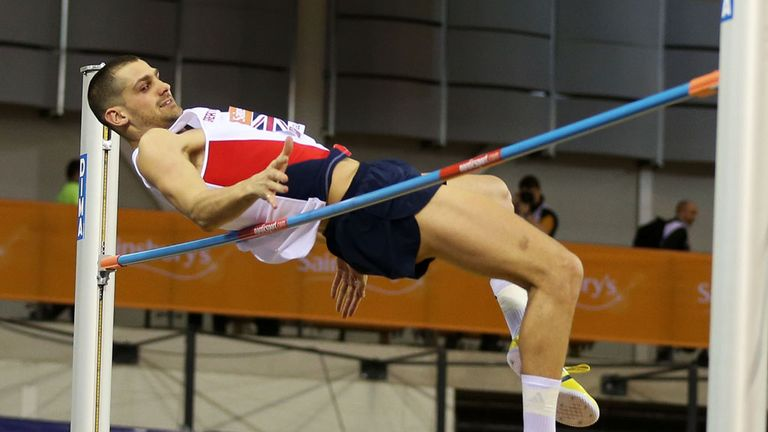 Robbie Grabarz: Out of Commonwealth Games