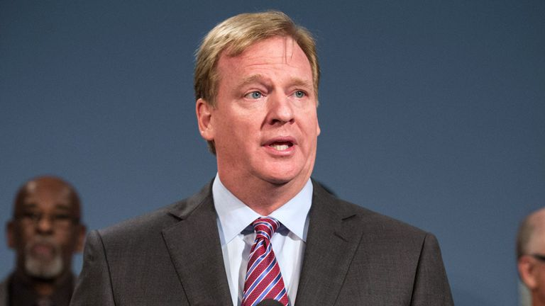Roger Goodell: Thinks London team will happen within a decade