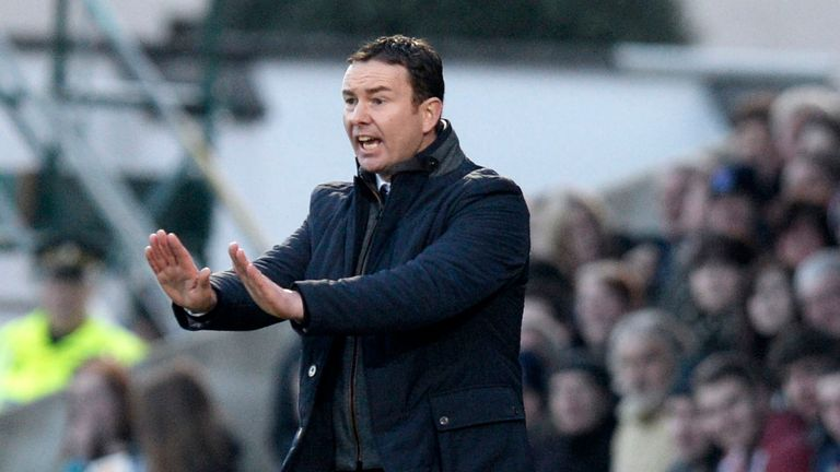Derek Adams: Delighted with Ross County's crucial win